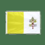 Vatican - Sleeved Flag PRO 2x3 ft