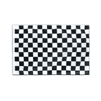 Checkered - Sleeved Flag PRO 2x3 ft