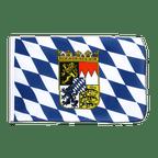 Pavillon Allemagne Bavière avec blason Fourreau ECO - 60 x 90 cm