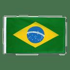 Brasilien - Hohlsaum Flagge ECO 60 x 90 cm