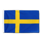 Sweden - Sleeved Flag ECO 2x3 ft