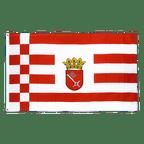 Bremen - Hissflagge 90 x 150 cm CV