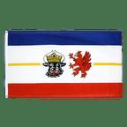 Mecklenburg Vorpommern - Hissflagge 90 x 150 cm CV