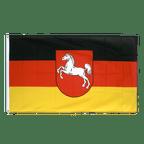 Niedersachsen - Hissflagge 90 x 150 cm CV