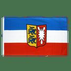 Schleswig Holstein - Hissflagge 90 x 150 cm CV