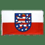 Thüringen - Hissflagge 90 x 150 cm CV