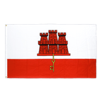 Gibraltar - Premium Flag 3x5 ft CV