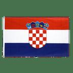 Croatia - Premium Flag 3x5 ft CV