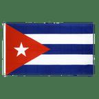 Drapeau Cuba - 90 x 150 cm CV
