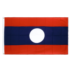 Laos - Premium Flag 3x5 ft CV