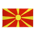 Drapeau Macédoine - 90 x 150 cm CV