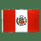Drapeau Pérou - 90 x 150 cm CV