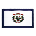 West Virginia - Premium Flag 3x5 ft CV