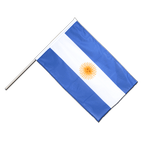 Argentinien - Stockflagge PRO 60 x 90 cm