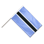 Botswana - Hand Waving Flag PRO 2x3 ft