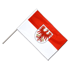 Brandenburg - Hand Waving Flag PRO 2x3 ft