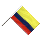 Colombia - Hand Waving Flag PRO 2x3 ft