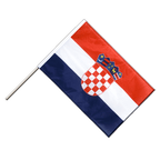 Croatia - Hand Waving Flag PRO 2x3 ft