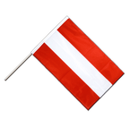 Austria - Hand Waving Flag PRO 2x3 ft