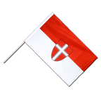 Vienna - Hand Waving Flag PRO 2x3 ft