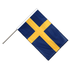 Sweden - Hand Waving Flag PRO 2x3 ft