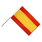 Spain without crest - Hand Waving Flag PRO 2x3 ft