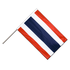 Thailand - Hand Waving Flag PRO 2x3 ft