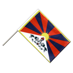 Tibet - Hand Waving Flag PRO 2x3 ft