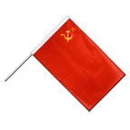 USSR Soviet Union - Hand Waving Flag PRO 2x3 ft