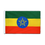 Ethiopia with star - Sleeved Flag ECO 2x3 ft