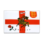 England Ritter - Hohlsaum Flagge ECO 60 x 90 cm