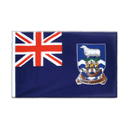 Falkland Islands - Sleeved Flag ECO 2x3 ft