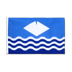Isle of Wight - Sleeved Flag ECO 2x3 ft