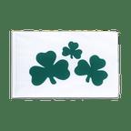 Shamrock - Hohlsaum Flagge ECO 60 x 90 cm