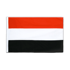 Yemen - Sleeved Flag ECO 2x3 ft