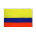 Colombia - Sleeved Flag ECO 2x3 ft