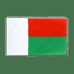 Madagascar - Sleeved Flag ECO 2x3 ft