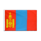 Mongolia - Sleeved Flag ECO 2x3 ft