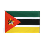 Mozambique - Sleeved Flag ECO 2x3 ft
