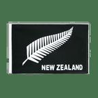 Pavillon Nouvelle-Zélande Plume All Blacks Fourreau ECO - 60 x 90 cm