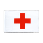 Red Cross - Sleeved Flag ECO 2x3 ft