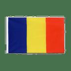 Rumänien - Hohlsaum Flagge ECO 60 x 90 cm