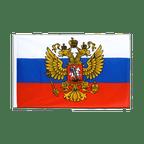 Pavillon Russie avec blason Fourreau ECO - 60 x 90 cm
