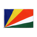 Seychelles - Sleeved Flag ECO 2x3 ft