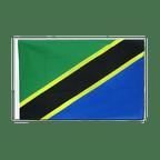 Tanzania - Sleeved Flag ECO 2x3 ft