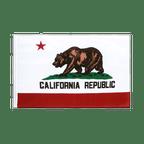 Kalifornien - Hohlsaum Flagge ECO 60 x 90 cm