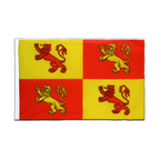 Wales Royal Owain Glyndwr - Sleeved Flag ECO 2x3 ft