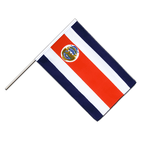 Costa Rica - Hand Waving Flag ECO 2x3 ft