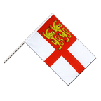 Sark - Hand Waving Flag ECO 2x3 ft