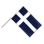 Shetland - Hand Waving Flag ECO 2x3 ft